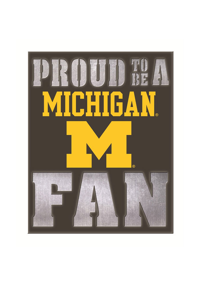 University of Michigan Man Cave Decor | Michigan Wolverines Fan Cave ...