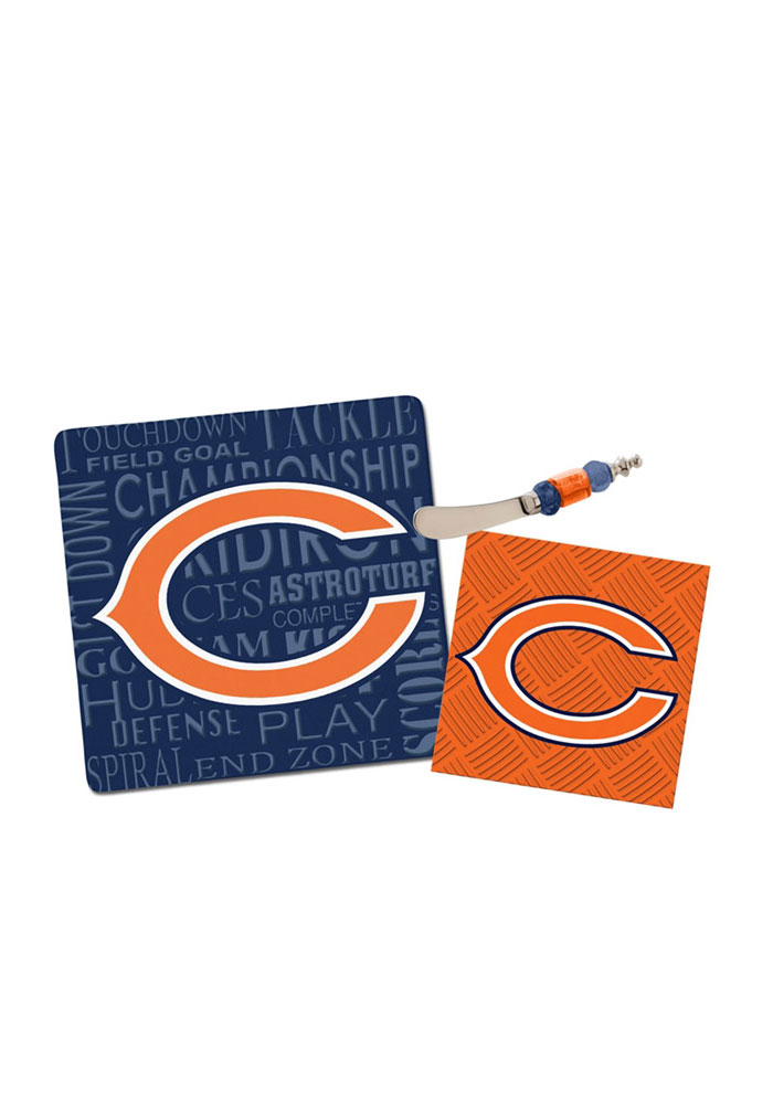 Chicago Bears Its a Party Gift Set Trivet - Image 1