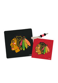 Chicago Blackhawks Its a Party Gift Set Trivet