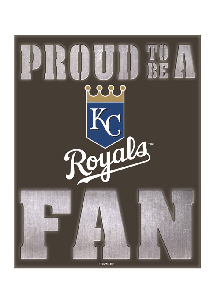 Kansas City Royals LED Metal Wall Art Neon Sign - Image 1