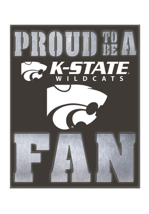 K-State Wildcats LED Metal Neon Sign