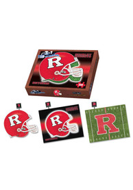 Rutgers Scarlet Knights GAMES Puzzle