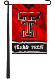 Texas Tech Red Raiders 12.5x18 Home/Away Jersey Embellished Garden Flag