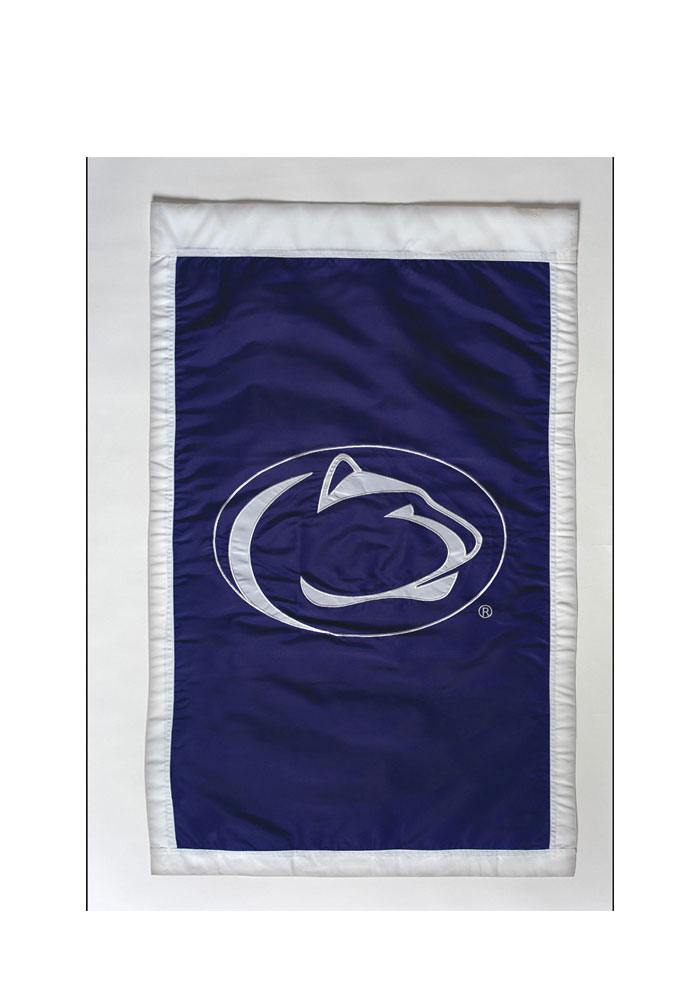 Penn State Nittany Lions 28x44 Applique Banner - Image 1