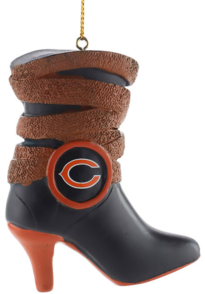 Chicago Bears Team Boot Ornament - Image 1