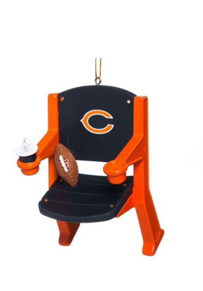 Chicago Bears Stadium Ornament - Image 1