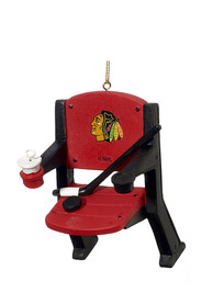 Chicago Blackhawks Stadium Ornament