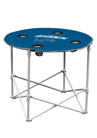 Detroit Lions Round Tailgate Table