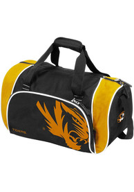 Missouri Tigers Black Locker Duffel Gym Bag