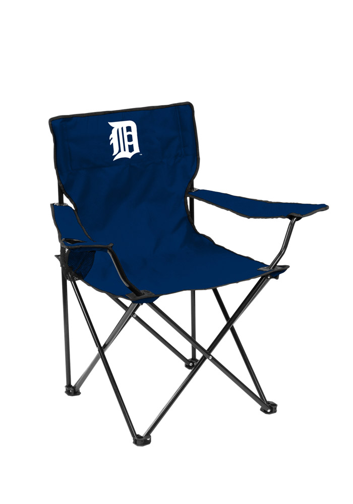 Detroit Tigers Quad Canvas Chair - Image 1