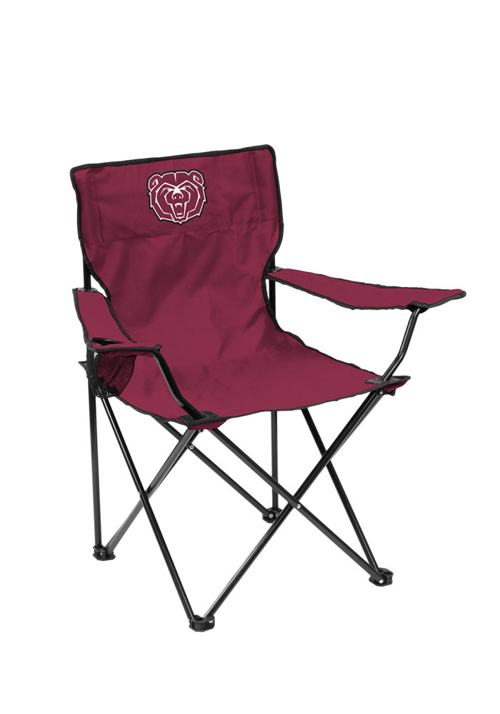 Missouri State Bears Quad Canvas Chair - Image 1