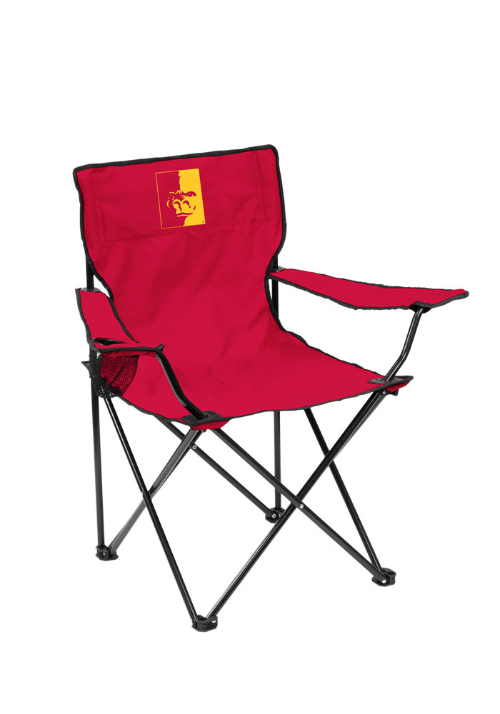 Pitt State Gorillas Quad Canvas Chair - Image 1