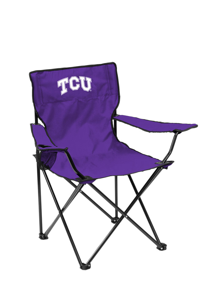 TCU Horned Frogs Quad Canvas Chair - Image 1