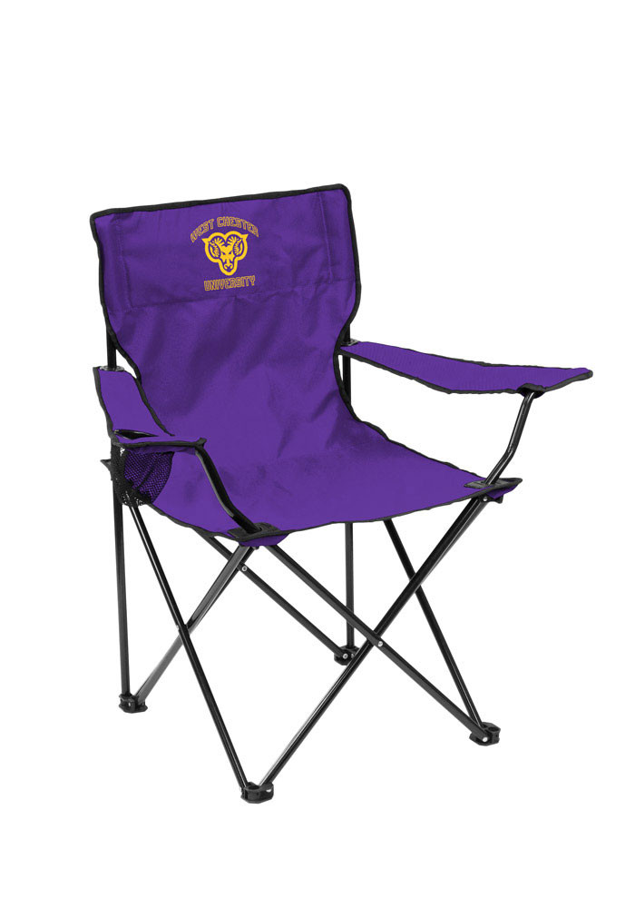 West Chester Golden Rams Quad Canvas Chair - Image 1