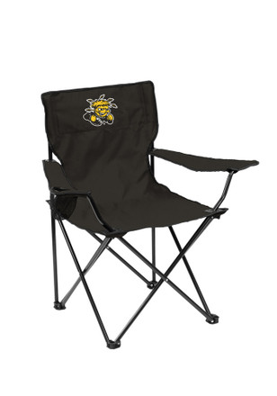 Wichita State Shockers Quad Canvas Chair
