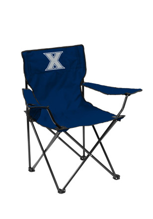Xavier Musketeers Quad Canvas Chair