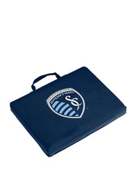 Sporting Kansas City Bleacher Team Logo Stadium Cushion