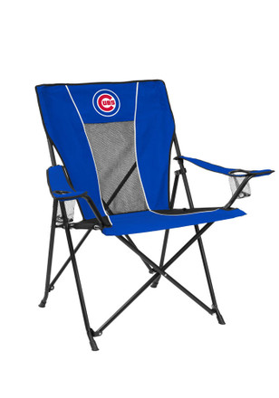 Chicago Cubs Gametime Canvas Chair