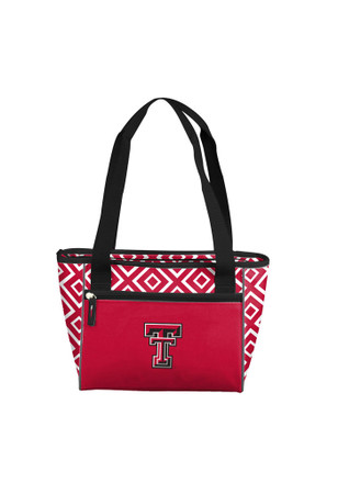 Texas Tech Red Raiders 16 Can Cooler