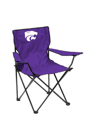 K-State Wildcats Quad Canvas Chair