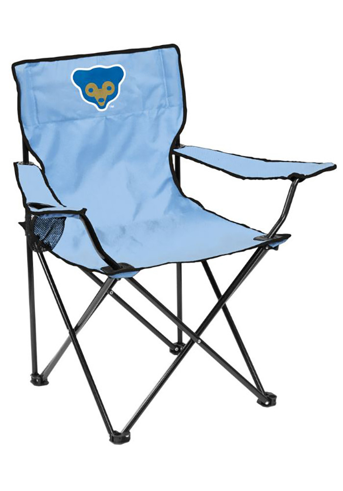 Chicago Cubs Quad Canvas Chair - Image 1
