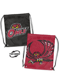 Temple Owls Doubleheader String Bag