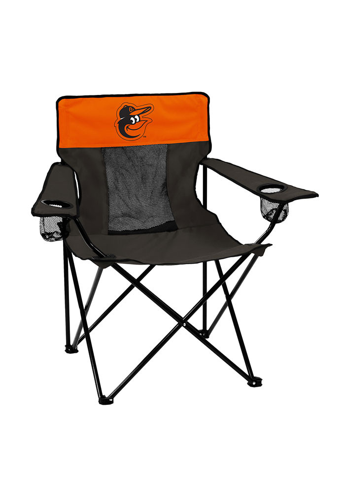 Baltimore Orioles Elite Canvas Chair - Image 1