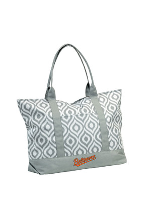 Baltimore Orioles Ikat Cooler