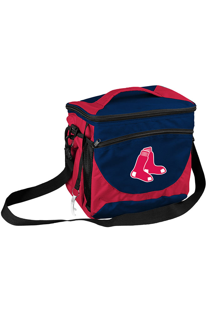 Boston Red Sox 24 Can Cooler - Image 1