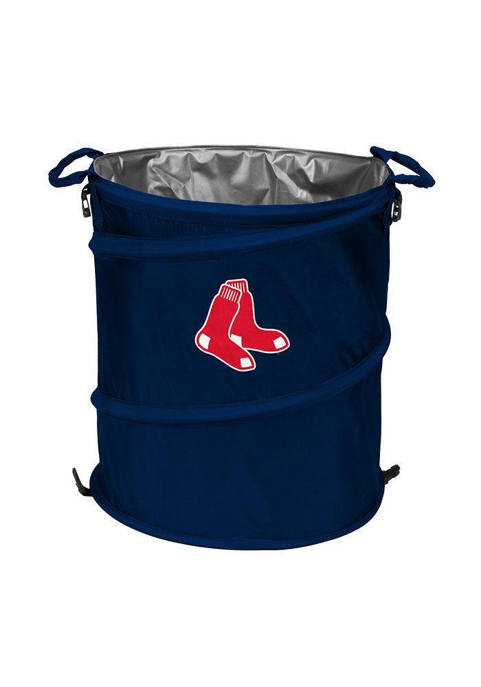 Boston Red Sox Trashcan Cooler - Image 1