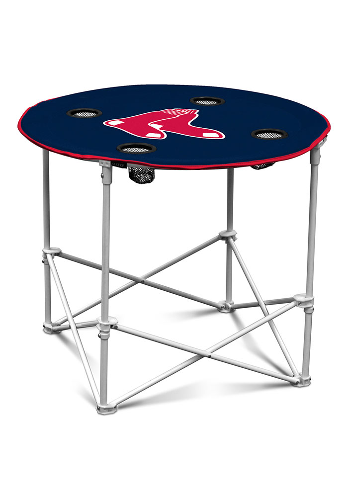 Boston Red Sox Round Tailgate Table 14131087