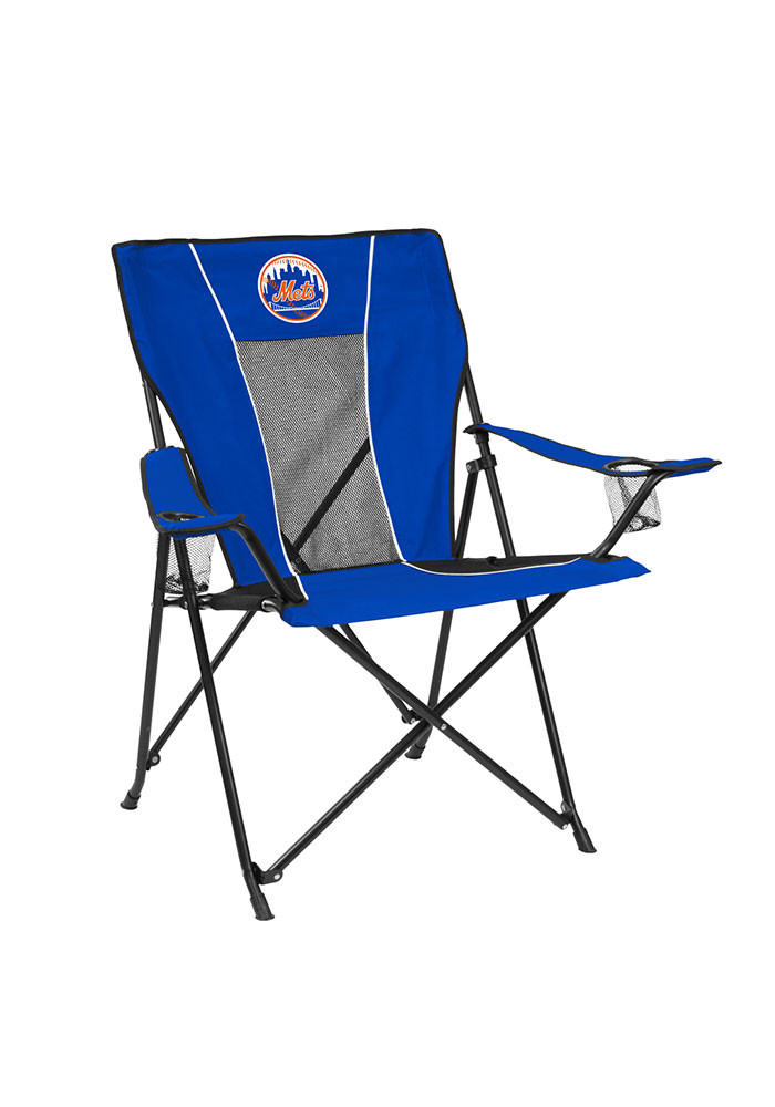 New York Mets Gametime Canvas Chair - Image 1