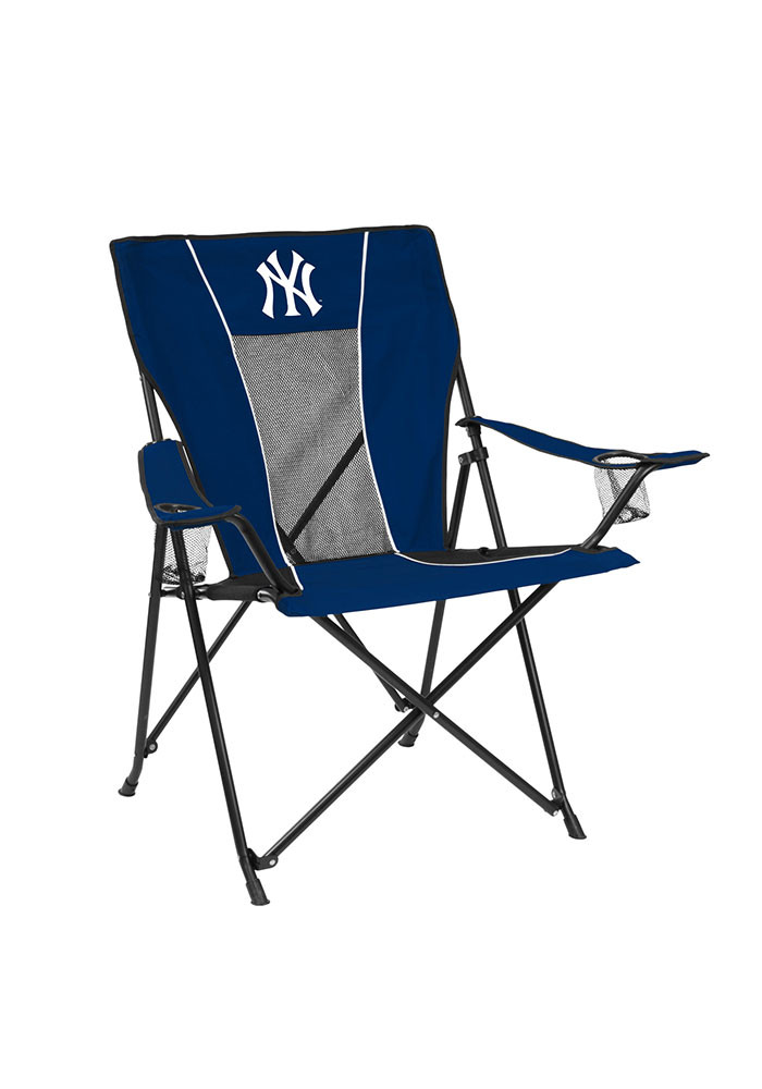 New York Yankees Gametime Canvas Chair - Image 1