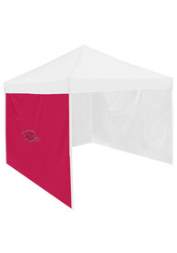 Arkansas Razorbacks Maroon 9x9 Team Logo Tent Side Panel