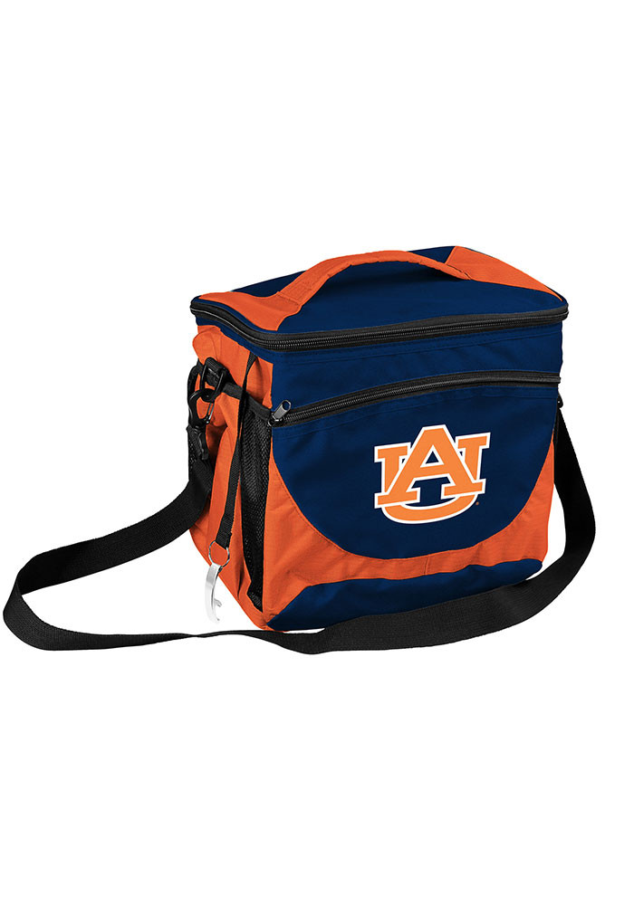 Auburn Tigers 24 Can Cooler - Image 1