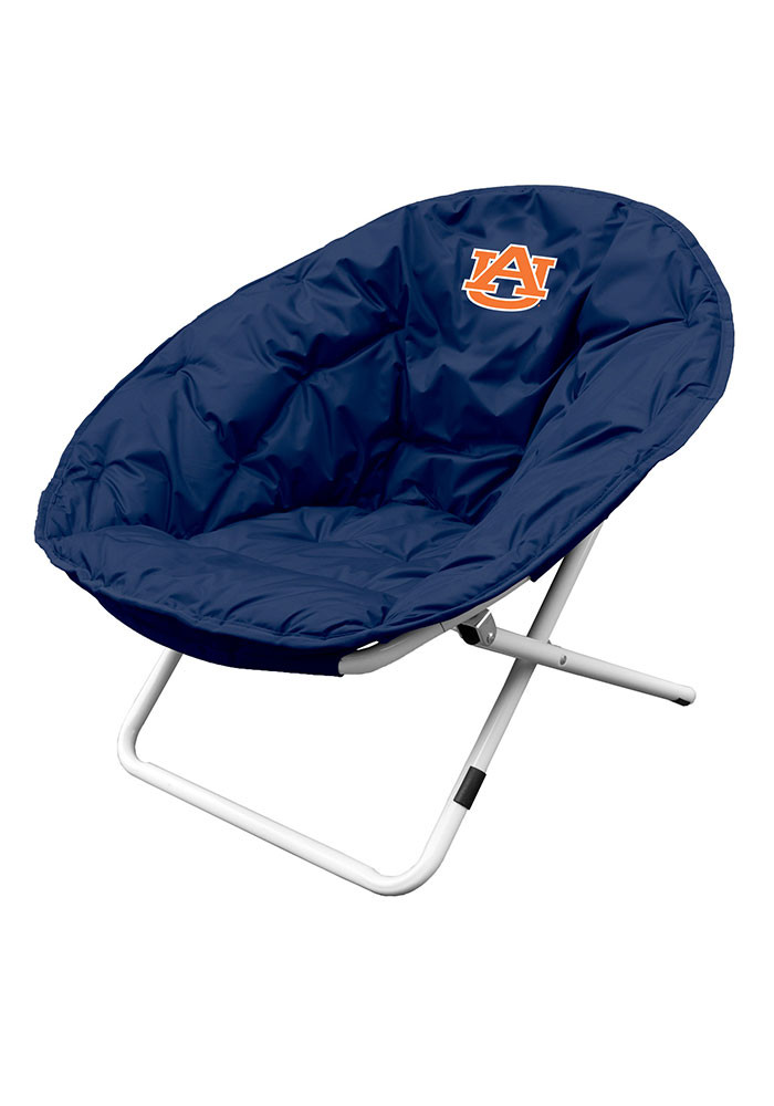Auburn Tigers Sphere Folding Chair - Image 1