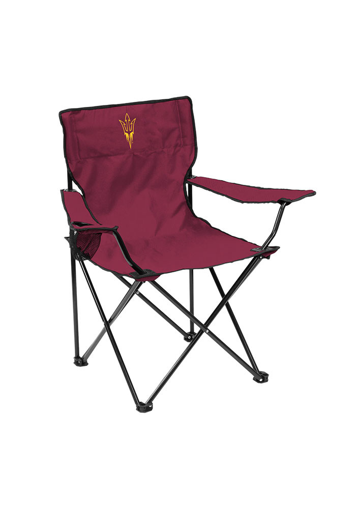 Arizona State Sun Devils Quad Canvas Chair - Image 1