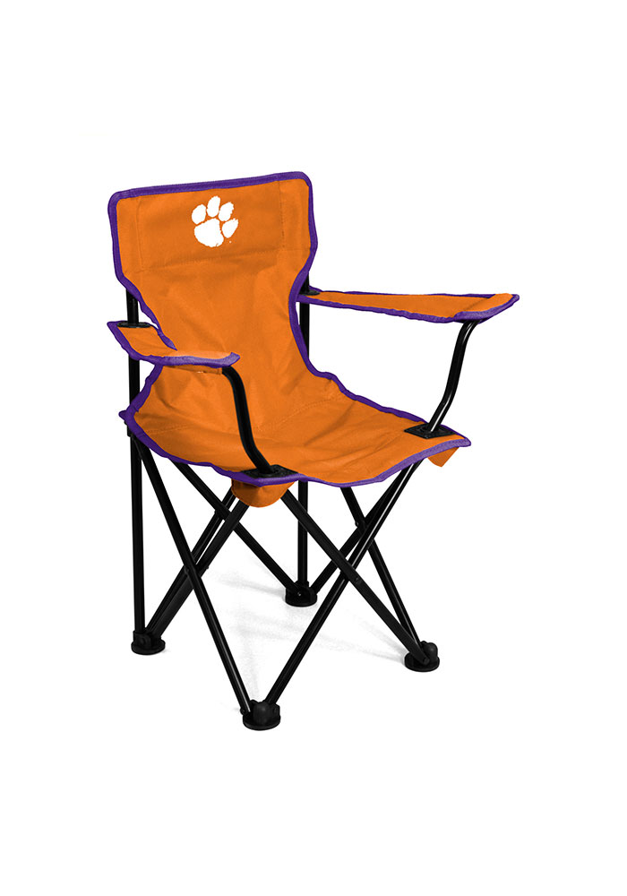 Clemson Tigers Tailgate Toddler Chair - Image 1