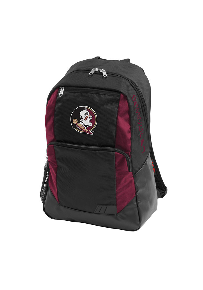 Florida State Seminoles Maroon Closer Backpack - Image 1