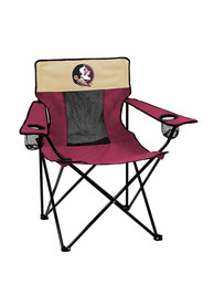 Florida State Seminoles Elite Canvas Chair