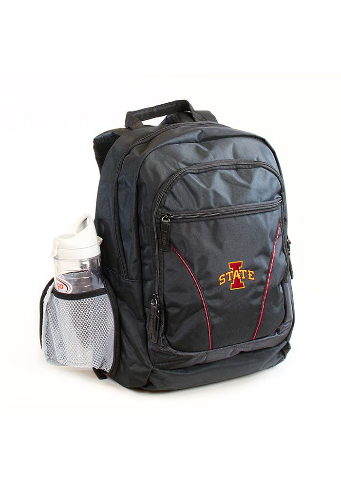 Iowa State Cyclones Red Stealth Backpack - Image 1