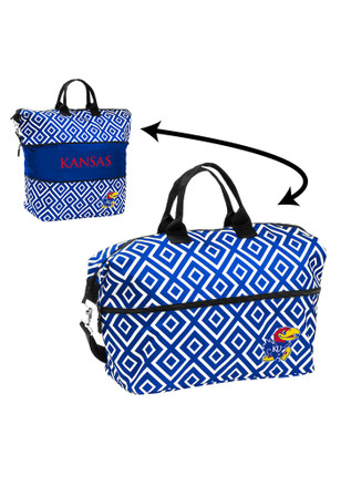 Kansas Jayhawks Expandable Cooler