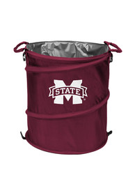 Mississippi State Bulldogs Trashcan Cooler