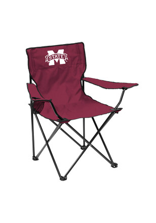 Mississippi State Bulldogs Quad Canvas Chair