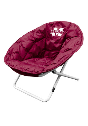 Mississippi State Bulldogs Sphere Folding Chair