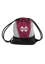 Mississippi State Bulldogs Maroon Sprint Gym Bag