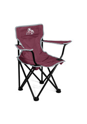 Mississippi State Bulldogs Maroon Toddler Chair