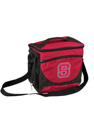 NC State Wolfpack 24 Can Cooler