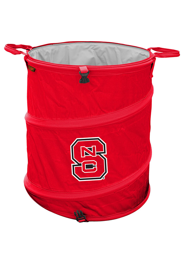 NC State Wolfpack Trashcan Cooler - Image 1