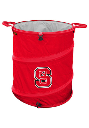 NC State Wolfpack Trashcan Cooler
